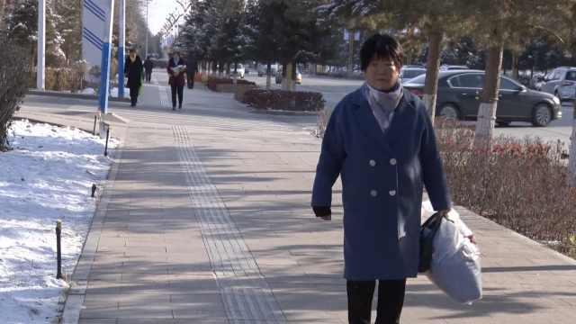 新疆迎入冬极寒天,最冷达零下25度