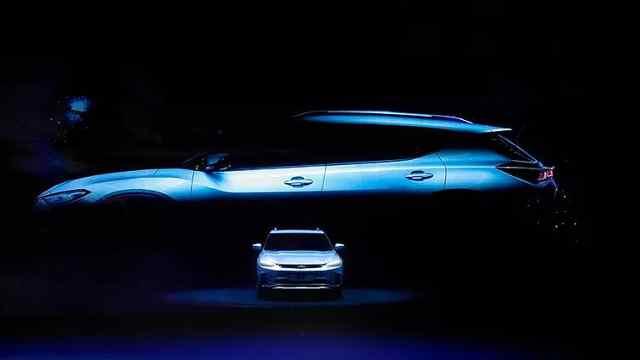 雪佛兰品牌之夜演绎全球新实力
