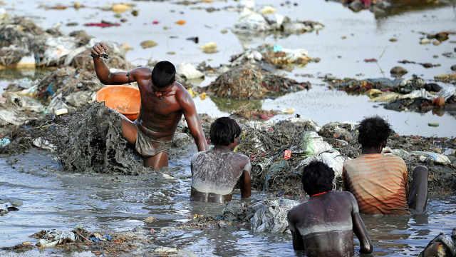 印度拟严惩污染恒河者,最高罚5亿