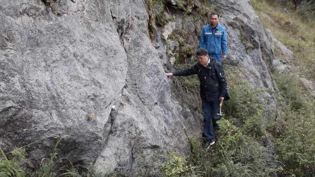 教授十年往返贵州:为贵州地质把脉