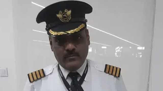 男子假冒飞行员坐飞机15次,遭逮捕