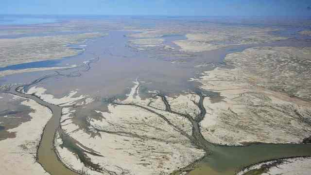 南陵湖消失的原因