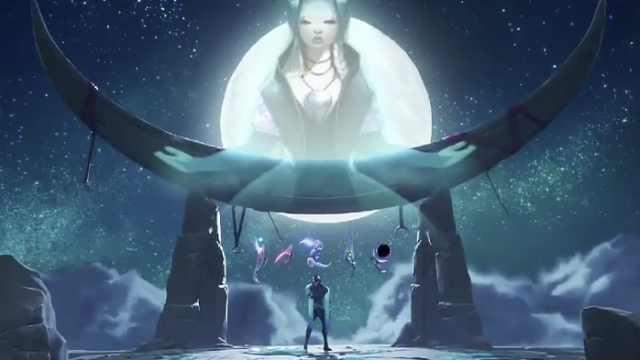 英雄联盟新英雄厄斐琉斯宣传片公布