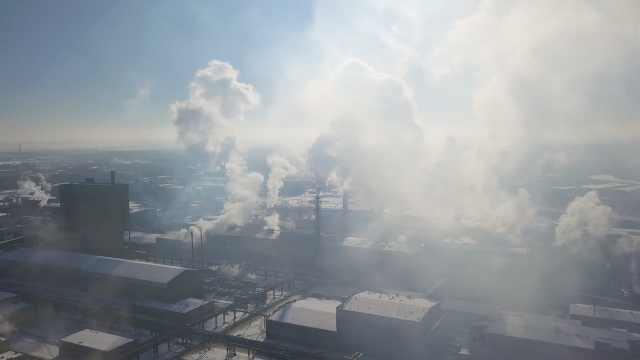 全球CO2浓度创新高!专家:捕集难