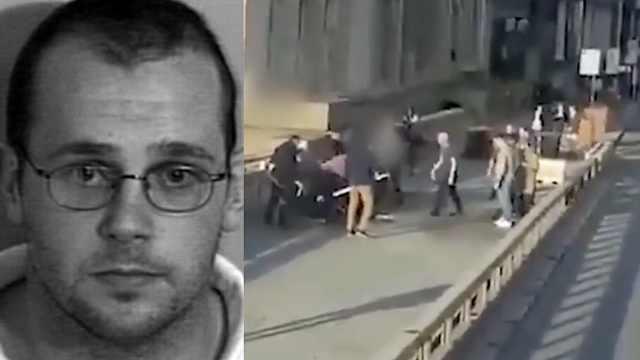 伦敦恐袭救人男子是刚释放的杀人犯