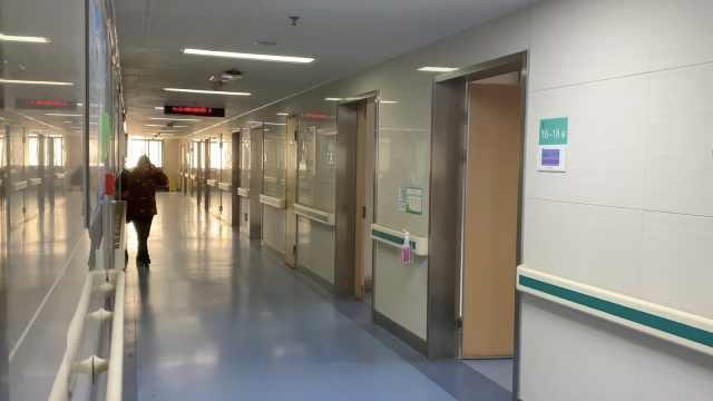 水滴筹称暂停地推,患者:今天没来人