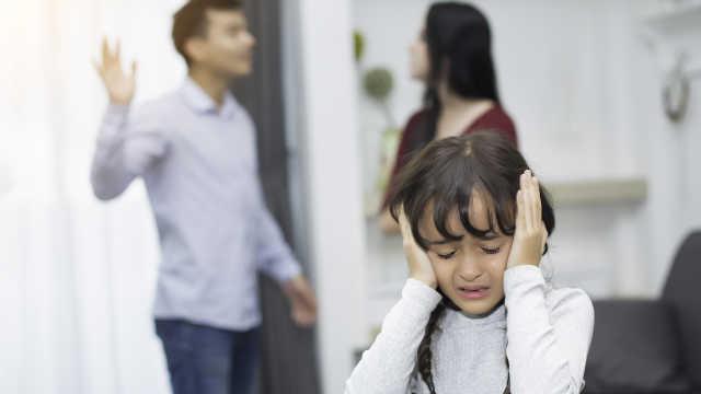 母亲遭家暴,孩子低智概率大幅增高