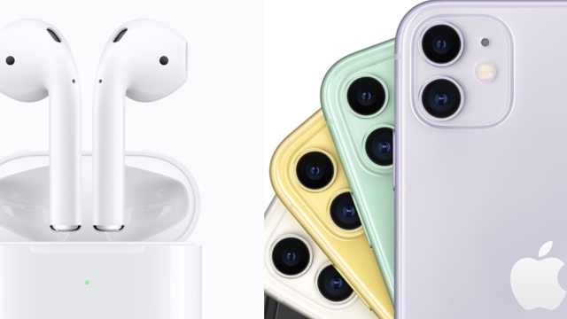 曝2020年iPhone与AirPods捆绑销售