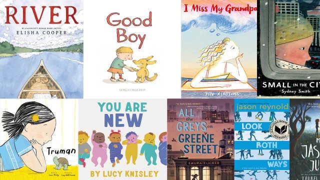纽约时报评2019年25本最佳童书