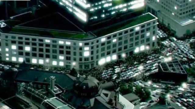 NHK拍地震模拟剧,开播后连震数天