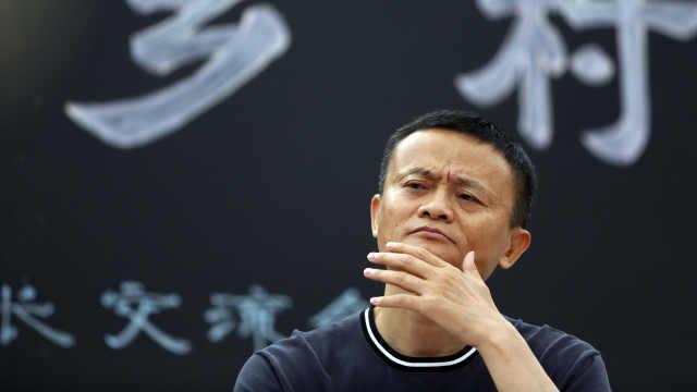 马云谈中国为什么踢不好足球