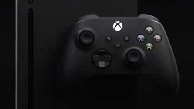 次世代主机Xbox Series…