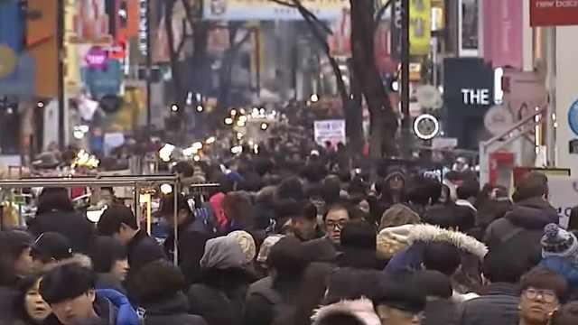 韩国50年后1名工作者将赡养1名老人