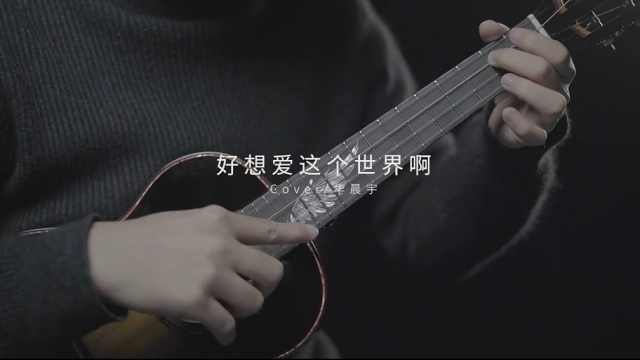 华晨宇《好想爱这个世界啊》指弹版