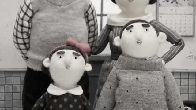 奥斯卡最佳动画短片十强《妹妹》