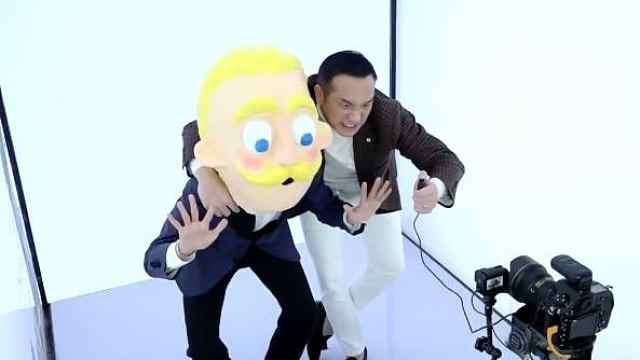 先生与少年   黄觉 X 先生Esky