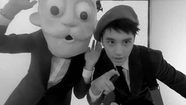 先生与少年 | 许魏洲 x 先生Esky