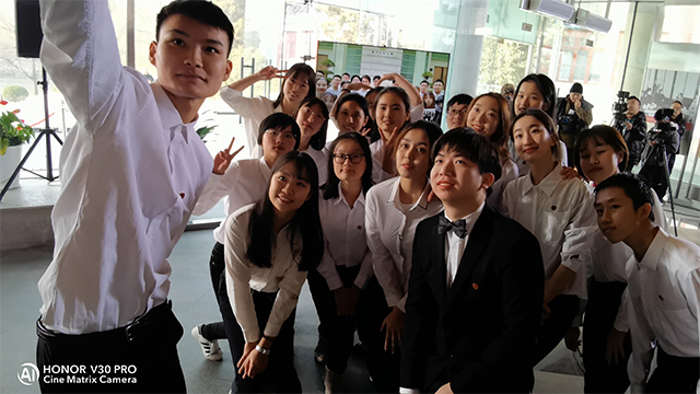 京澳5G合唱献礼澳门回归20周年