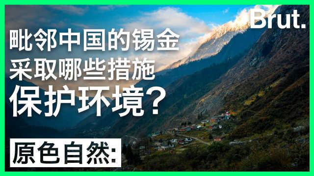 锡金采取了哪些措施保护环境?