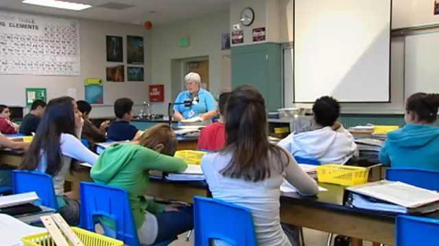 加州将禁止老师对调皮学生停学处罚
