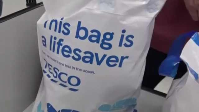 泰国限塑令生效:停止提供塑料袋
