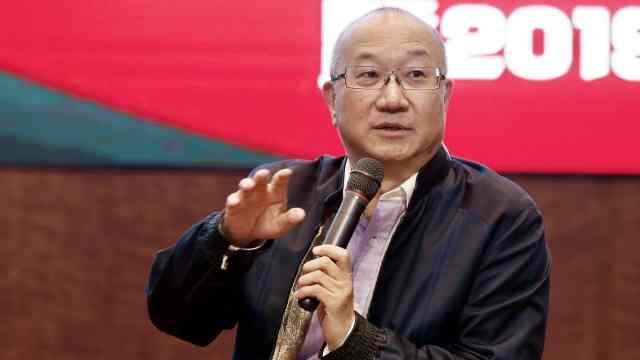 冯仑谈罗永浩:一直创业一直失败