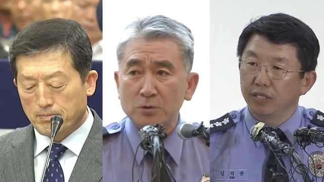 世越号问责:检方申请逮捕海警高官
