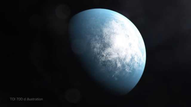 首个可能宜居的地球大小行星被发现