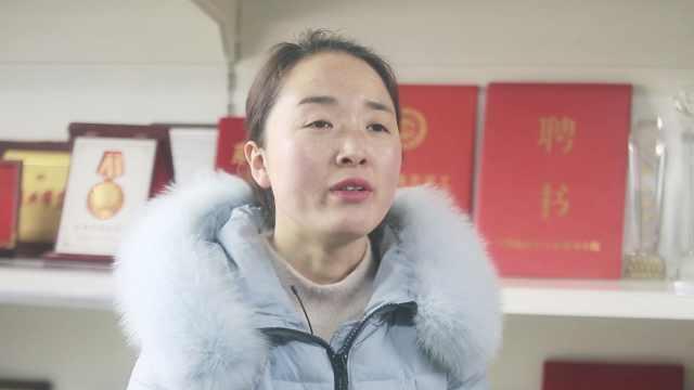 两会场外| 她返乡做电商带领农民致富,被推选为全国人大代表