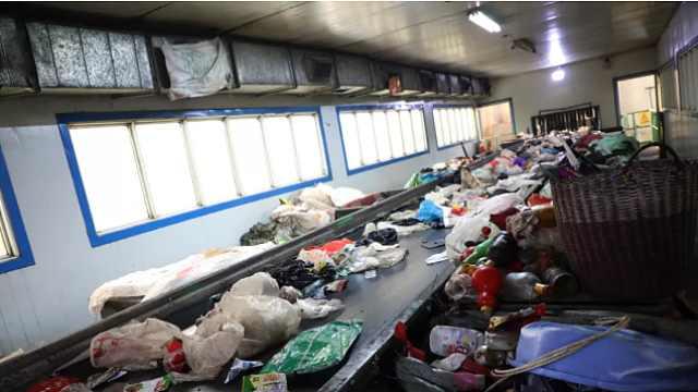 乌海人每天丢的垃圾去哪了?