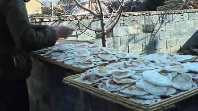 辽宁美食|软糯香甜牛舌饼