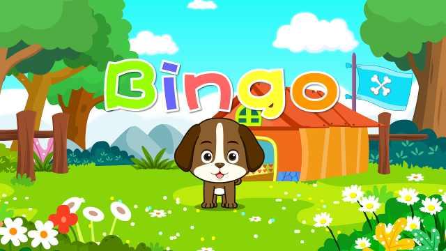 贝乐虎经典儿歌大全《Bingo》