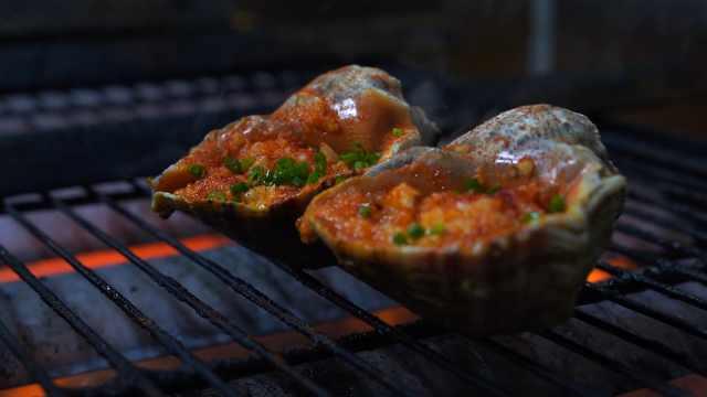 海鲜烧烤店坚守初心:海鲜不过夜,烧烤出本味