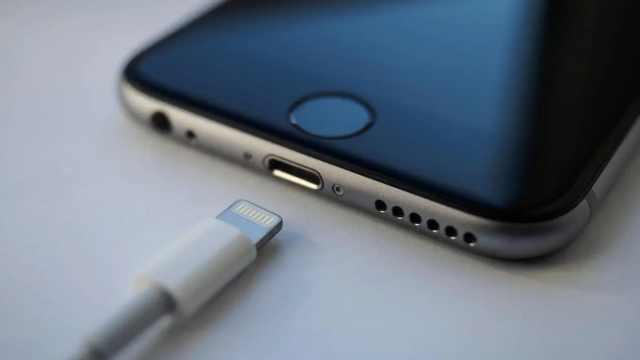 苹果安卓手机充电器或将统一