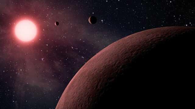 """天文学家又发现2颗""""超级地球"""""""