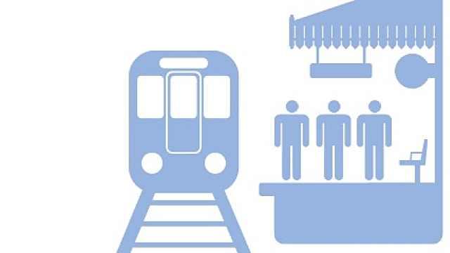 英国使用最少火车站:一年46名乘客