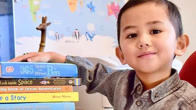 3岁英国神童IQ142,成门萨最小成员