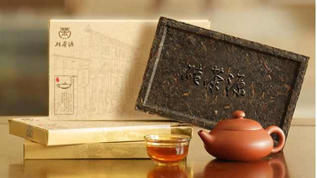 这一块清朝古砖茶为什么这么贵?