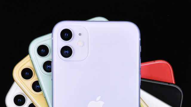 iPhone季度出货量两年来首超三星