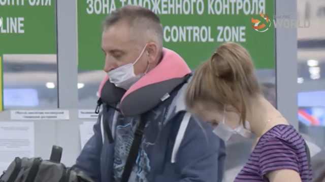 俄罗斯确诊两例新型冠状病毒肺炎