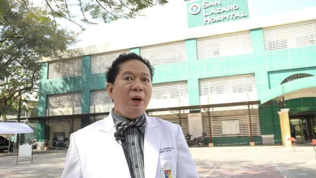 探访菲律宾首例死亡病例所在医院