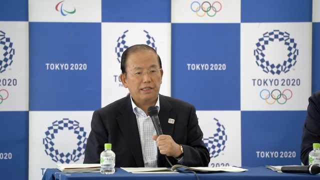 奥委会:新冠病毒浇了东奥一盆冷水
