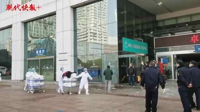 武汉会展中心方舱医院交付