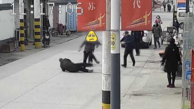 男子一脚踹倒疫情防控人员:拘10日