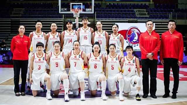 战胜西班牙!中国女篮直通东京奥运