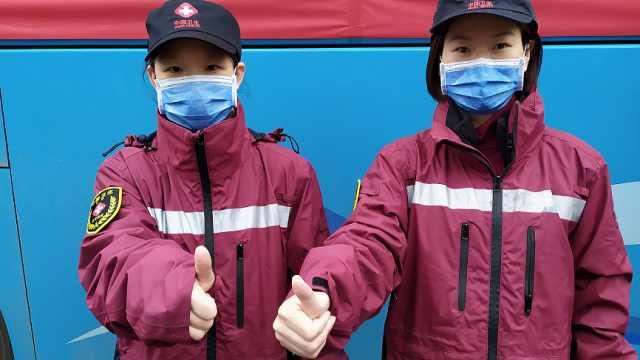 抗击SRAS医生出征随州:防御很重要