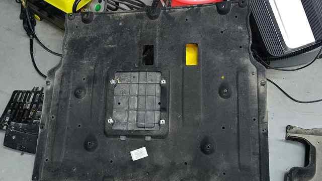 广汽埃安S底盘拆解,看看品质如何