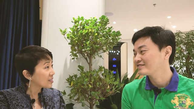 刘萤萤博士:万物一体,和谐共存