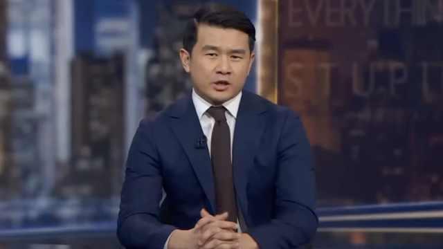华人笑星吐槽新冠病毒西方谣言漫天