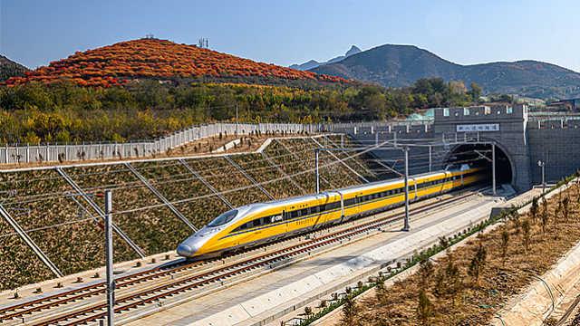 为什么京张高铁对中国意义重大?